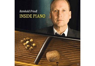 Reinhold Friedl - Inside Piano - (CD)
