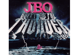 J.B.O. - Happy Metal Thunder (Digipak) - (CD)