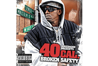 40 Cal - Broken Safety-Hits [CD]