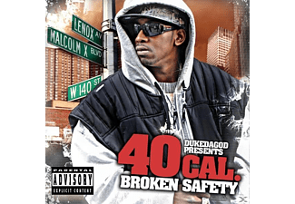 40 Cal - Broken Safety-Hits - (CD)