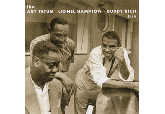 Tatum,Art/Hampton,Lionel/Rich,Buddy - The Tatum-Hampton-Rich-Trio - (CD)