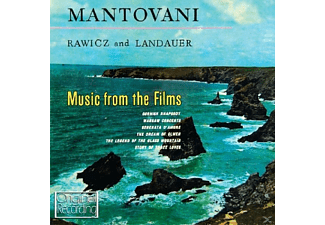 Mantovani - Music From The Films - (CD)