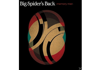 Big Spider's Back - Memory Man - (CD)