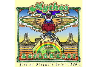 Mythos - Superkraut-Live At Stagge's Hotel 1976 - (CD)