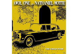 Nathaniel Motte, Awol One - The Child Star - (CD)