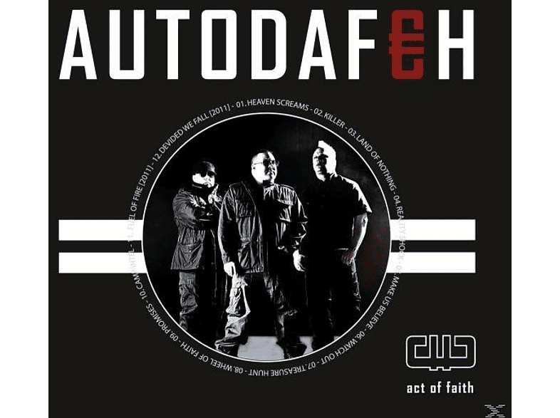 Autodafeh - Act Of Faith [CD]