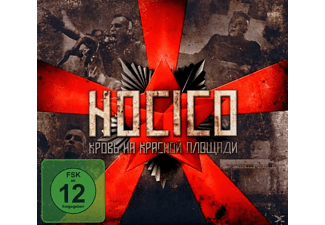 Hocico - Blood On The Red Square - (CD + DVD Video)