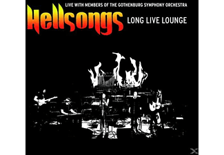 Hellsongs & Göteborger Sinfonieorchester, Hellsongs - Long Live Lounge - (CD)