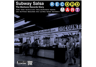 Various/The Montuno Records Story - Subway Salsa - (CD)