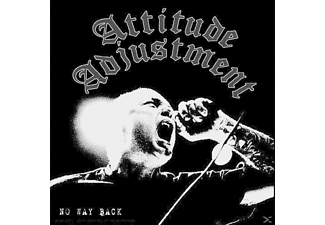Attitude Adjustment - No Way Back - (CD)