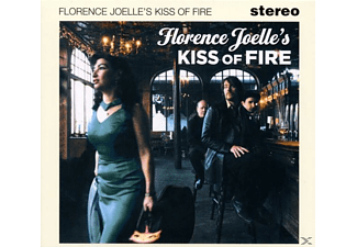 Florence Joelle - Florence Joelle's Kiss Of Fire - (CD)