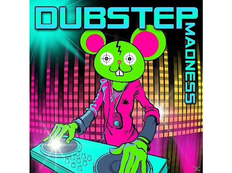 VARIOUS - Dubstep Madness [CD]