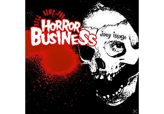 Joey Image - Hell Bent For Horror Business - (CD)