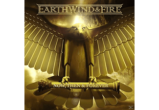 Earth, Wind & Fire - Now, Then & Forever [Vinyl]