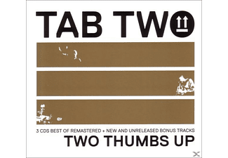 The Tab Two - TWO THUMBS UP - (CD)