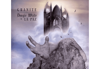 Doogie White & La Paz - Granite - (CD)