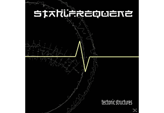 Stahlfrequenz - Tectonic Structures - (CD)
