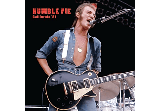 Humble Pie - CALIFORNIA 81 - (Vinyl)