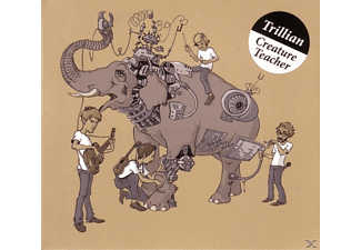 Trillian - Creature Teacher - (CD)