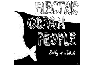 Electric Ocean People - Belly Of A Whale - (CD)