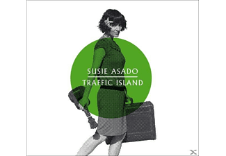 Susie Asado - Traffic Island - (CD)