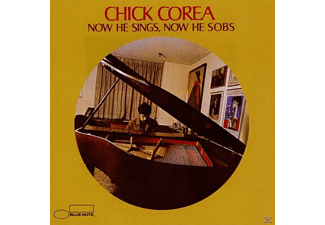Chick Corea - NOW HE SINGS NOW HE SOBS - (CD)
