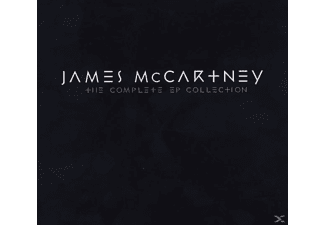 James Mccartney - The Complete Collection - (CD)
