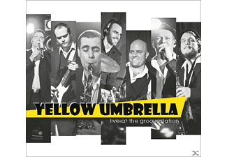 Yellow Umbrella - Live At The Groovestation - (CD)