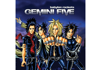 Gemini Five - Babylon Rockets - (CD)