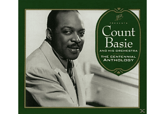 Count Basie - Centennial Anthology - (CD)