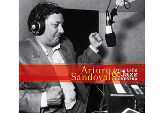 Soval Arturo - The Latin Jazz Orchestra - (CD)