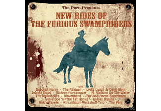 VARIOUS - New Rides Of The Furious Swampriders - (Vinyl)
