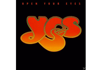 Yes - OPEN YOUR EYES - (Vinyl)