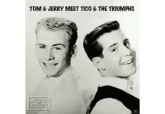 Tom & Jerry - Meet Tico & The Triumps - (CD)