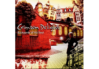 Crimson Delight - Backyards of my soul - (CD)