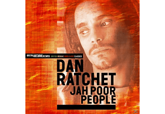 Dan Ratchet - Jah Poor People - (CD)
