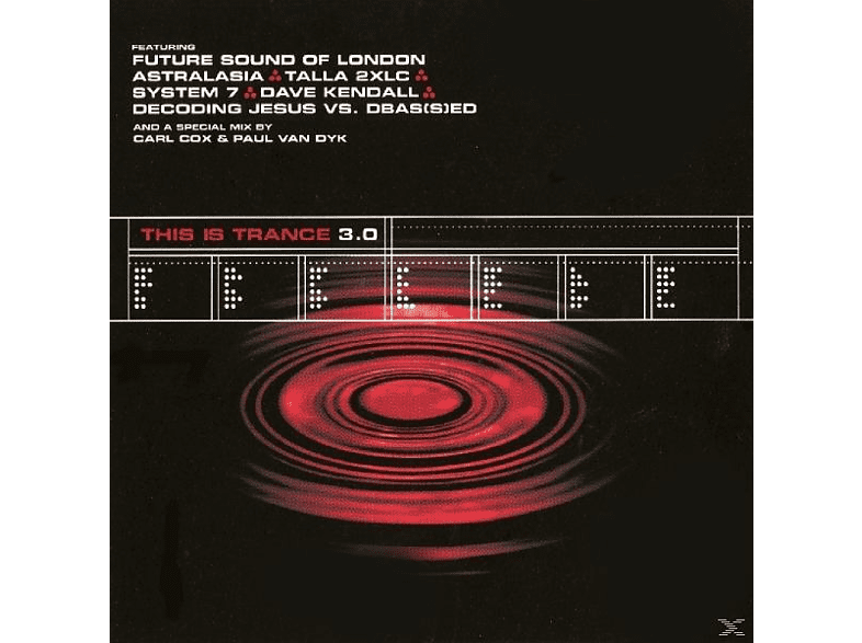 VARIOUS - This Is Trance 3.0 [CD]