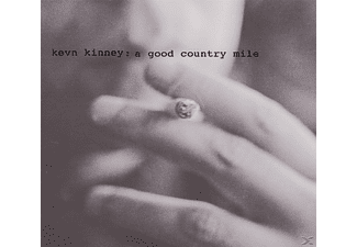 Kevn & The Golden Palominos Kinney - A Good Country Mile - (CD)