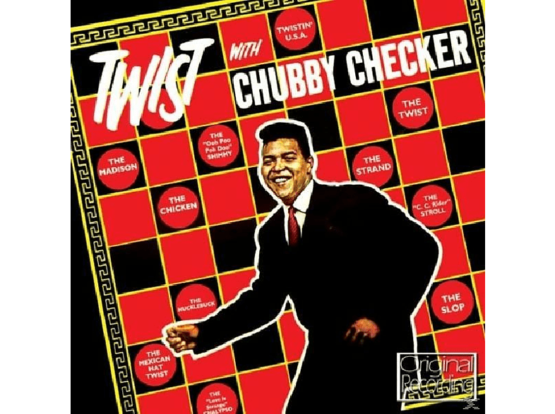 Chubby Checker - Twist With Chubby Checker [CD]