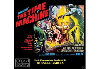 VARIOUS, SOUNDTRACK/O.S.T. - Time Machine - (CD)