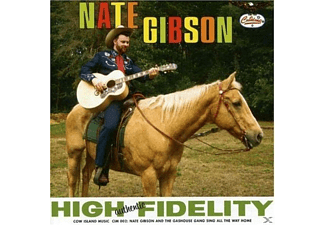 Nate & Gashouse Band Gibson - All The Way Home - (CD)
