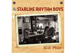 Starline Rhythm Boys - Red's Place - (CD)
