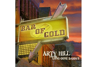Arty & Long Gone Daddys Hill - Bar Of Gold - (CD)