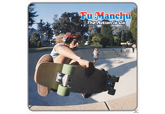 Fu Manchu - The Action Is Go - (Vinyl)