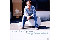 Carus Thompson - Songs From Martin St [CD]