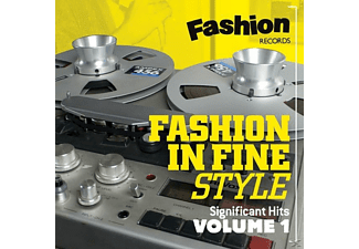 VARIOUS - Fashion In Fine Style Significant Hits Vol.One - (CD)
