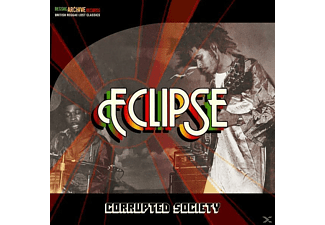 Eclipse - Corrupted Society - (CD)