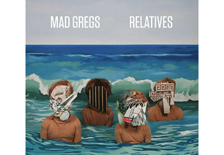 Mad Gregs - Relatives [CD]