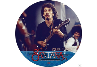 Carlos Santana - THE EARLY SAN FRANCISCO YEARS - (Vinyl)