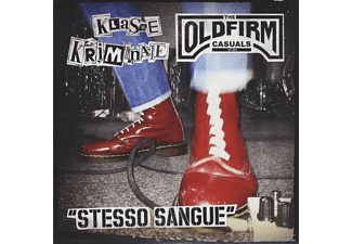 Klasse Kriminale/Old firm casuals - Stesso Sangue - (Vinyl)